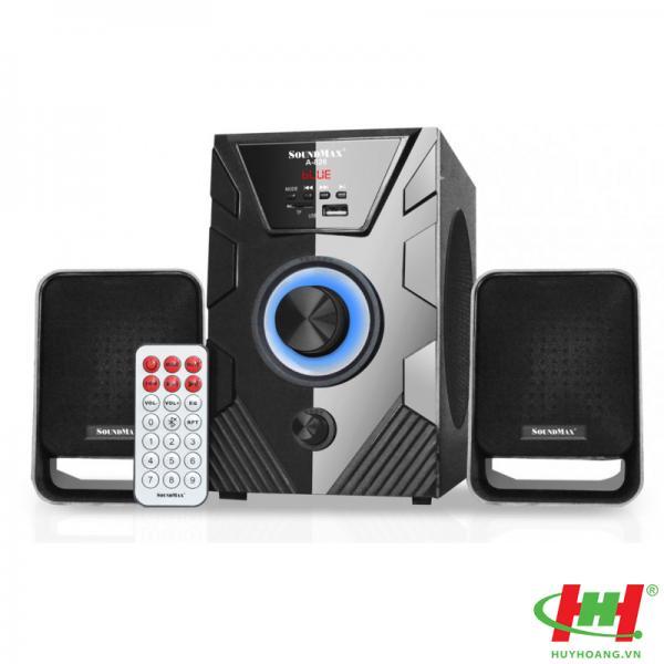 Loa SoundMax A826 2.1