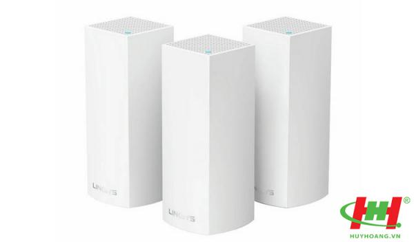 Router Wifi Linksys Velop Home Mesh System WHW0303 - 3 Pack - (AC6600)