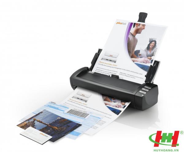 Máy Scan di dộng Plustek MobileOffice AD480  (A4,  ADF,  Scan 2 mặt tự động)