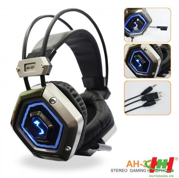 Tai nghe dùng cho PC và Laptop SoundMax AH-327 (Gameming)