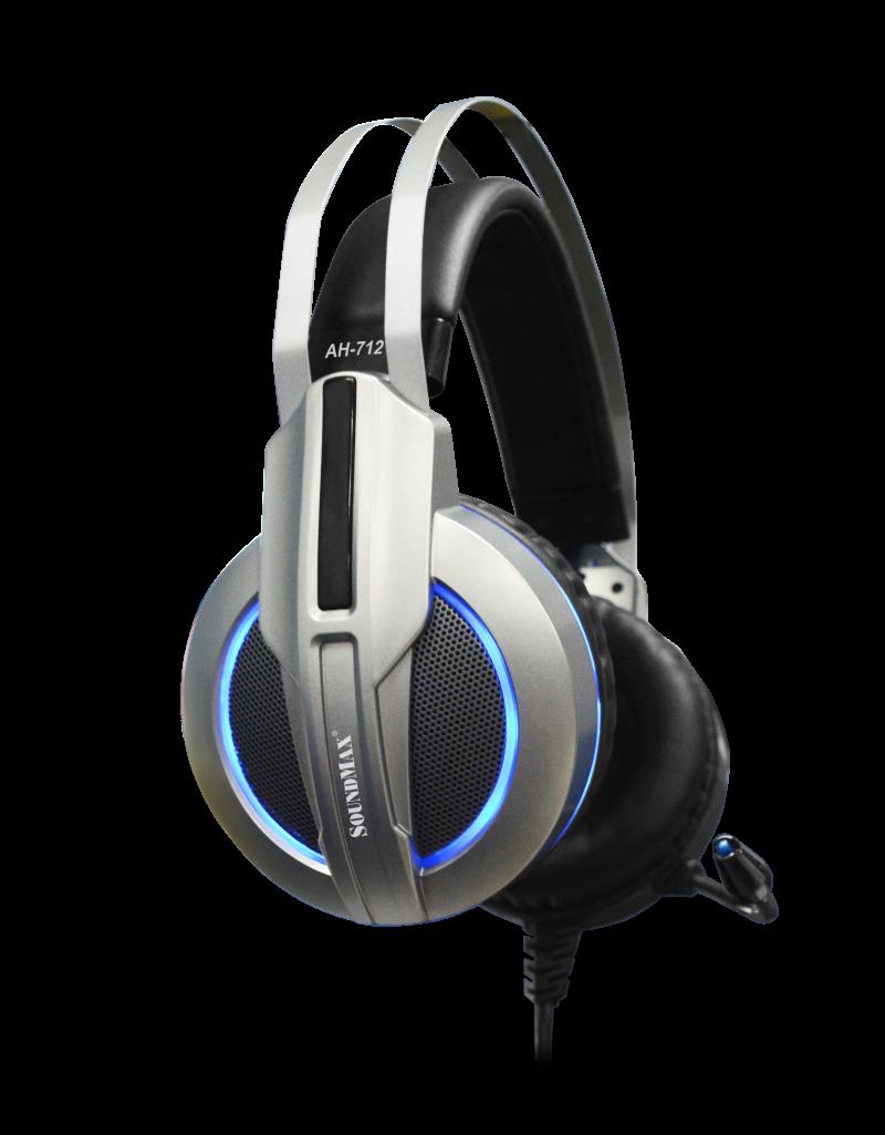 Tai nghe 7.1 dùng cho PC và Laptop SoundMax AH-712