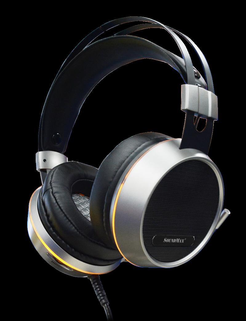 Tai nghe 7.1 dùng cho PC và Laptop SoundMax AH-713