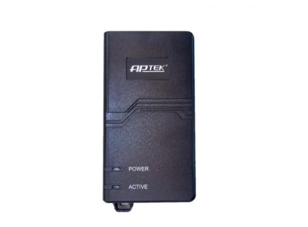 PoE Adaper APTEK 48V Fast Ethernet Port AP-POE48-FE