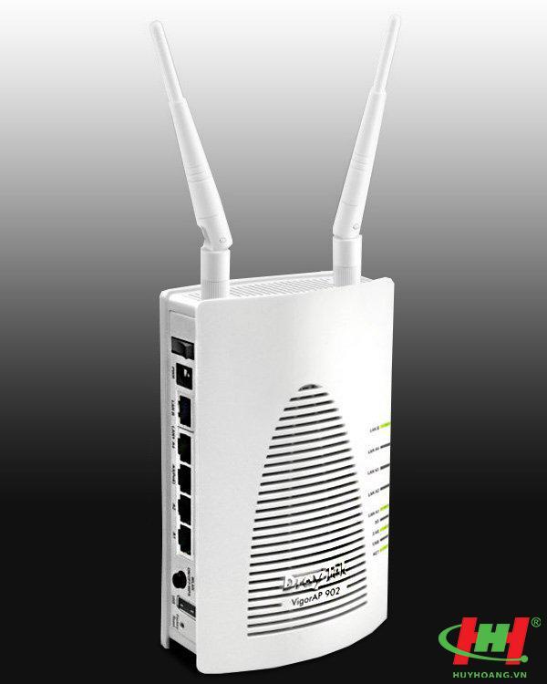 Bộ thu phát Wifi Draytek Vigor AP902 AC1200