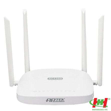 APTEK A134GHU Wireless Router chuẩn AC1300