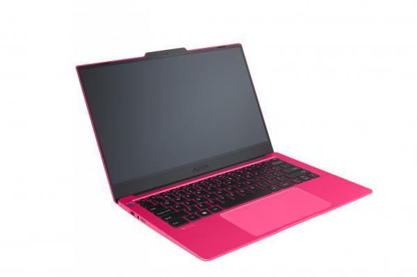 Máy tính xách tay AVITA NS14A8 (LIBER V14P-CR) (R7-3700U,  8GB,  512GB SSD,  14 FHD,  UMA,  Win10,  Balô,  Cáp,  Charming Red,  NS14A8VNW561-CRAB)