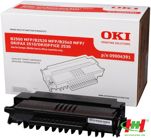 Mực cho máy in OKI B2500 B2520 B2540
