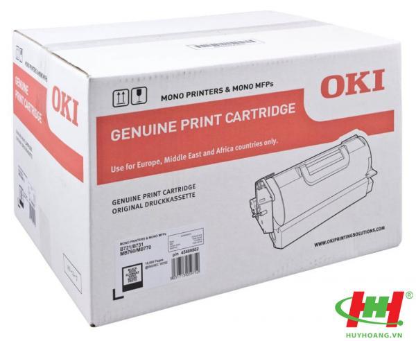 Mực cho máy in OKI B721 B731 36K