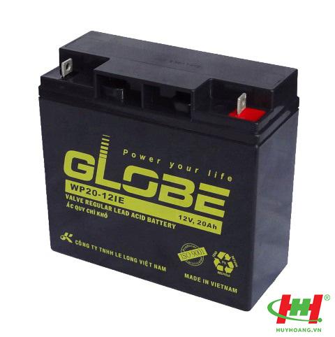 Bình ắc quy Globe 12V-20Ah,  84W (WP20-12IE)
