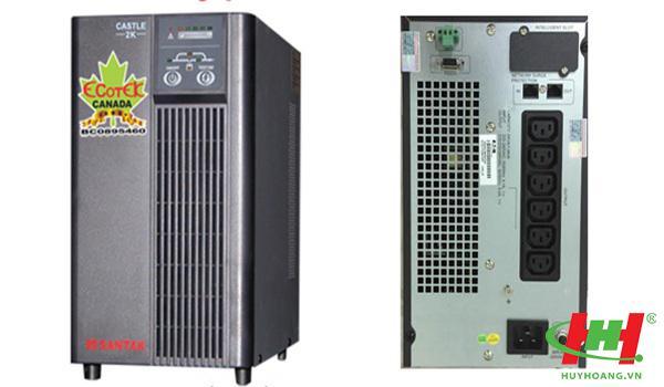 Bộ lưu điện UPS Santak C2KE Online Dành cho server