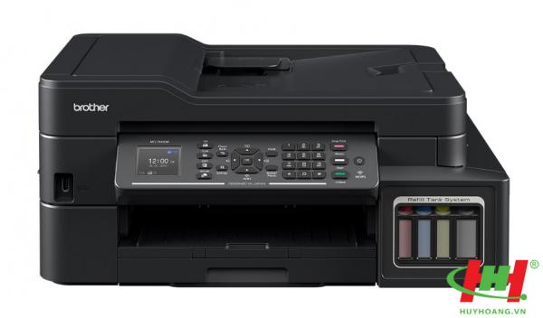 Máy in liên tục Brother MFC-T910DW (In,  Scan,  Copy,  Fax PC,  Network,  Wifi)