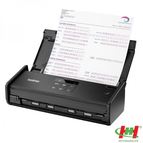 Máy Scan 2 mặt tự động Brother ADS-1100w