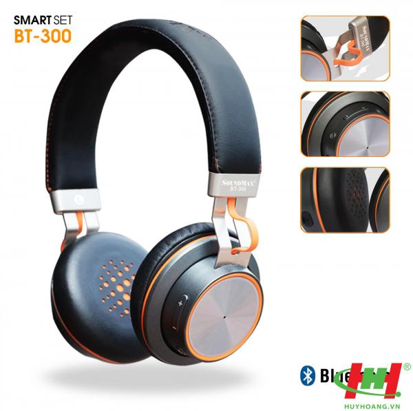 Tai nghe bluetooth SoundMax BT-300