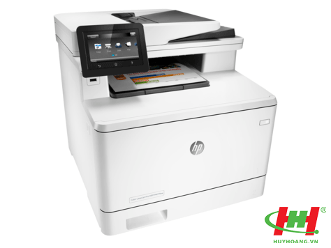 Máy in HP Color LaserJet Pro MFP M477FNW ( in,  scan,  copy,  fax,  email) Network,  Wifi