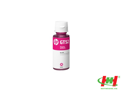 Mực in liên tục HP GT52 Magenta Original (M0H55AA) GT52M