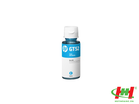 Mực in liên tục HP GT52 Cyan Original (M0H54AA) GT52C