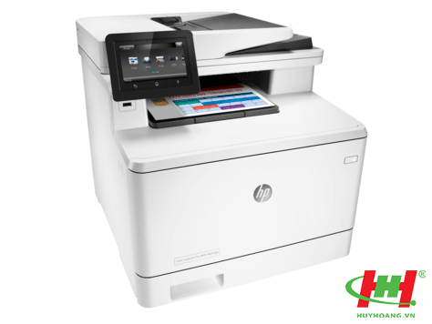 Máy in HP Color LaserJet Pro MFP M377DW (in,  scan,  copy,  email ) Duplex,  Wireless,  Network
