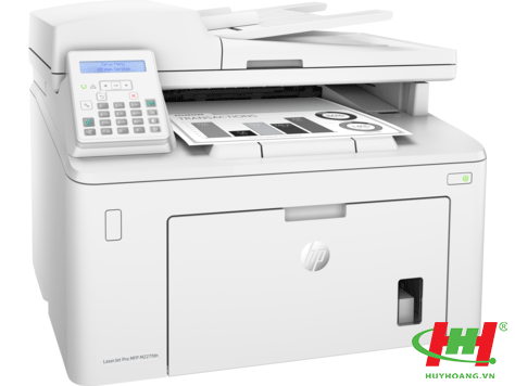 Máy in HP LaserJet Pro MFP M227fdn (In,  Scan,  Copy,  Fax,  Network,  Duplex)