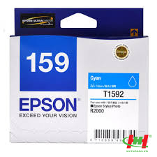 Mực in phun Epson C13T159290 Cyan