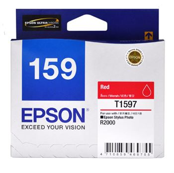 Mực in phun Epson C13T159790 Red