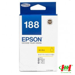 Mực in Epson C13T188490 Yellow