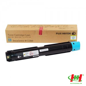 Mực photocopy Xerox DocuCentre IV C2260 C2263 - CT202204 Cyan