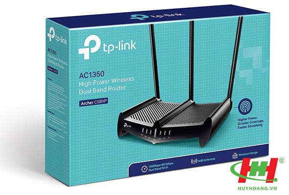 Thiết bị phát Wifi TP-Link Acher C58HP