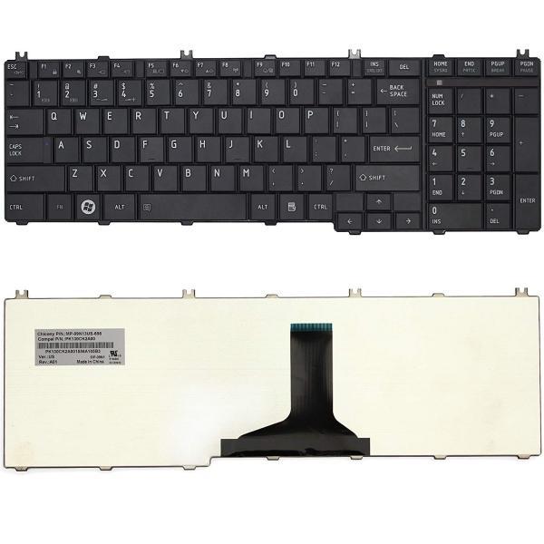 Bàn phím Laptop Toshiba Satellite C650 C655 C660 C665 L650 L655 L670 L750 L770