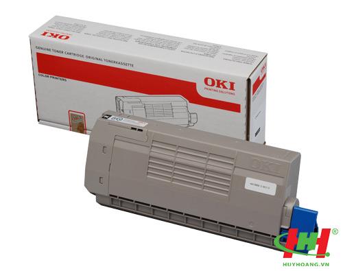 Mực in Oki C833 Cyan