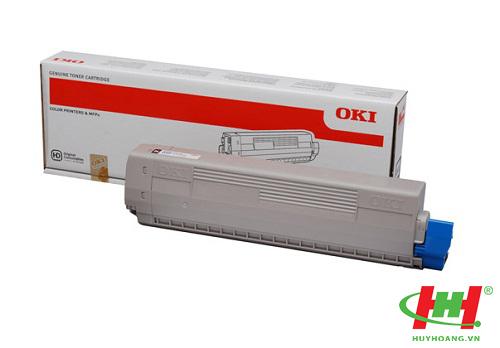 Mực in Oki C833 Magenta