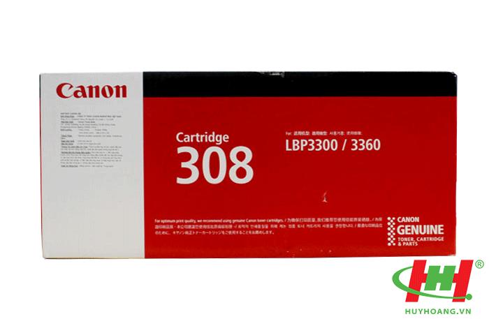 Mực máy in Canon LBP3300 Cartridge 308 chính hãng