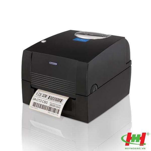 Máy in mã vạch Citizen CL-S321,  in nhiệt,  USB,  LAN,  RS232