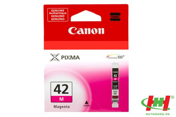 Mực in Canon CLI-42M Đỏ