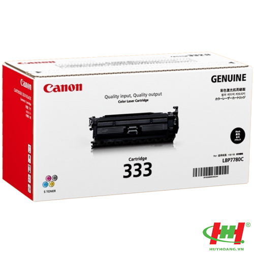 Muc in Laser Canon Cartridge 333 - Muc in may LBP8100N LBP8780X A3-1