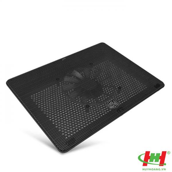 Đế tản nhiệt Laptop CoolerMaster Notepal L2 (1 fan 16cm,  14-17inch)