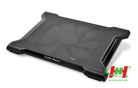 Đế tản nhiệt Laptop CoolerMaster Notepal XSLIM II (1 fan 16cm,  14-17inch)