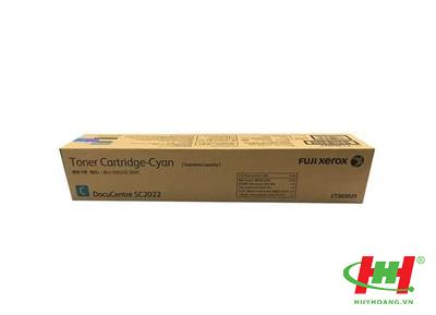 Mực photp Xerox chính hãng: CT203021 Toner Cartridge (C - Xanh)