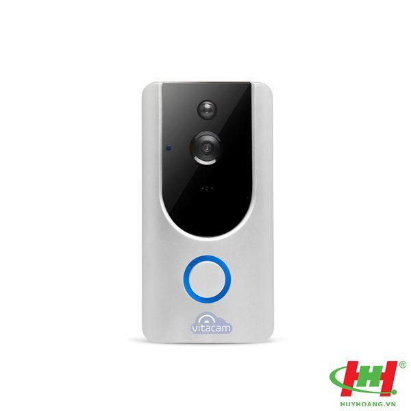Chuông cửa ghi hình không dây Vitacam DB02