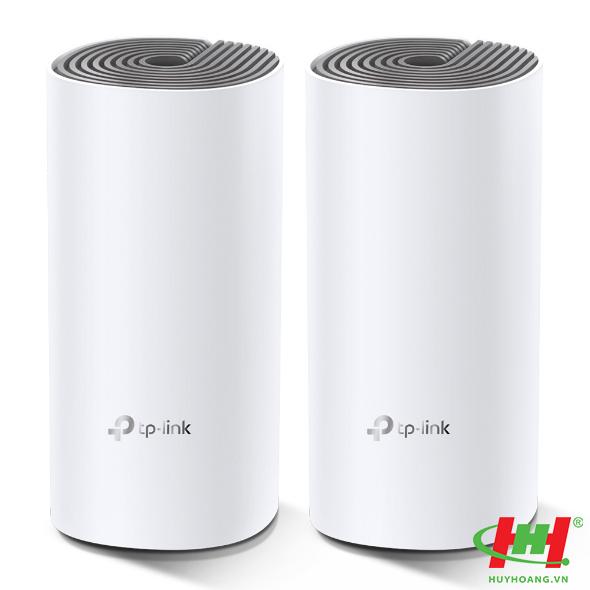 Hệ thống Wi-Fi Mesh Cho Gia Đình AC1200 TP-Link Deco E4