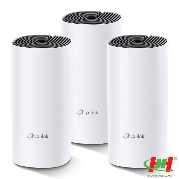 Hệ Thống Wi-Fi Mesh Cho Toàn Ngôi Nhà AC1200 TP-Link Deco M4