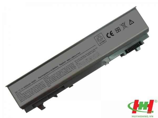 Pin Laptop Dell Latitude E6400,  E6500,  E6410,  E6510,  Precision M2400,  M4400 , FU274,  PT437 Oem 6cell