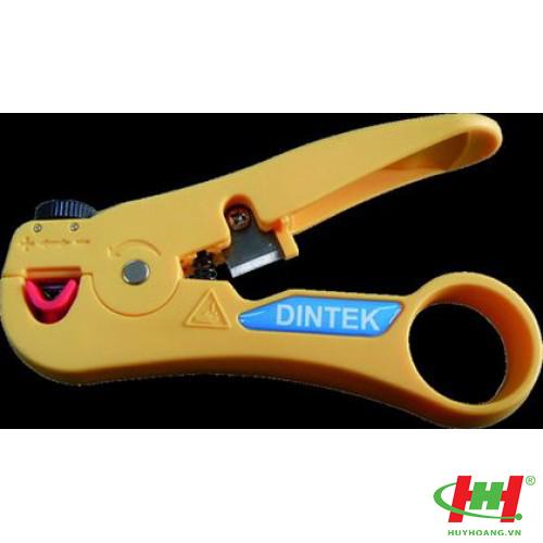 UTP/ STP Cable Stripper – Dụng cụ tuốt vỏ cáp và cắt rời UTP/ STP,  điều chỉnh được độ sâu dao cắt