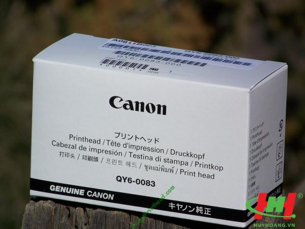 Thay đầu phun máy in Canon MG6370 (QY6-0083-000)