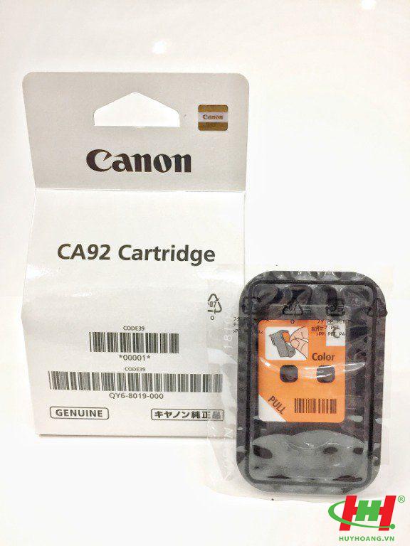 Đầu phun máy in Canon G1000 G2000 G3000 màu (Color) QY6-8019-000