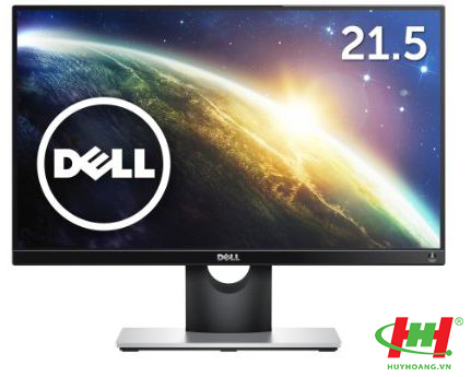 Màn Hình LCD Dell 21.5inch E2216H (VGA,  Display Port)