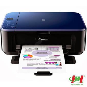 Máy in liên tục Canon Pixma E560 (in,  scan,  copy,  wifi,  duplex)