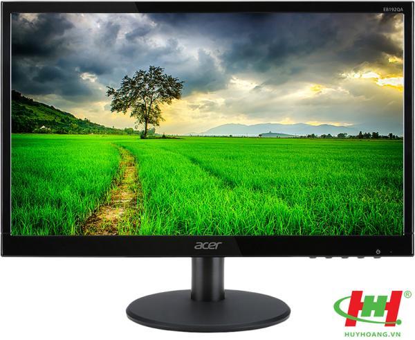 """Màn hình LCD Acer LCD EB192Q Abd IPS 18.5"""" 16:9,  4ms,  250nits LED,   Đen (Black),  3Y WTY"""