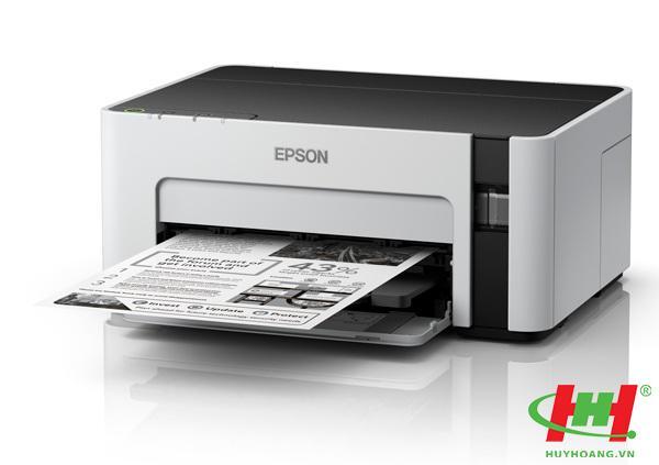 Máy in phun đen trắng Epson EcoTank M1100