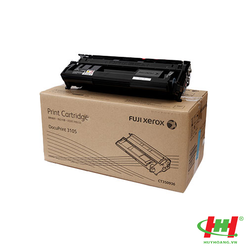 Mực máy in Xerox Docuprint 3105 Black Toner Cartridge (CT350936)