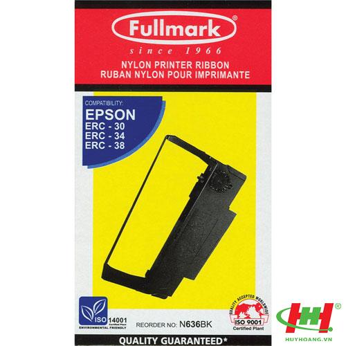 Ruy băng máy in Epson ERC-27 (Fullmark N635BK)